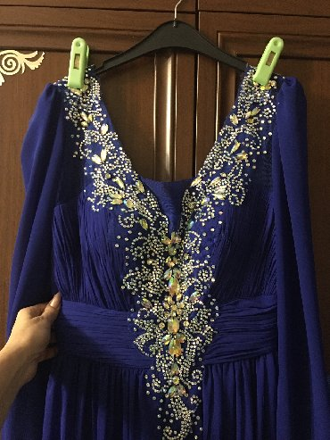 снять времянку в Азербайджан: Платье Вечернее 0101 Brand M
