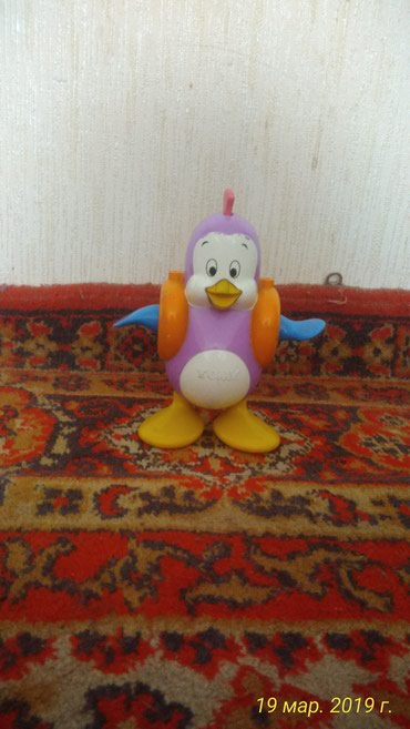 Заводная игрушка для ванной. держится в Бишкек