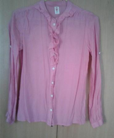 Личные вещи - Кировское: Летняя рубашка материал х/б для подросткового возраста