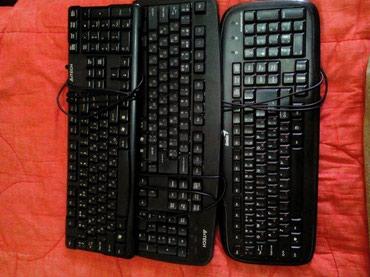Клавиатуры бу ps/2 в Бишкек