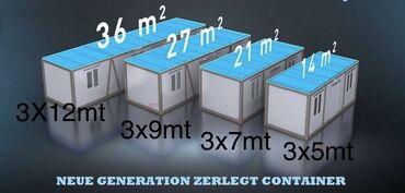Soyuducu konteyner - Azərbaycan: Konteyner