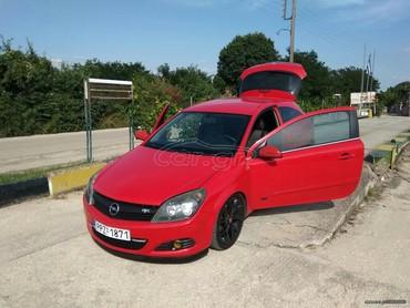 Opel Astra GTC 1.7 l. 2007 | 260000 km
