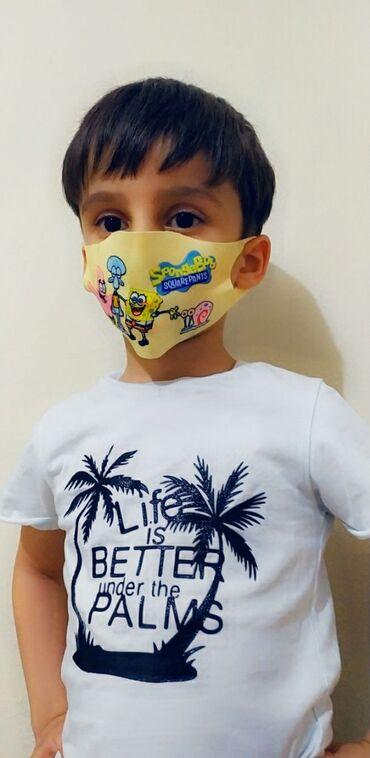 Десткие маски оптом и в розницу Детские неопреновые маски абсолютно не