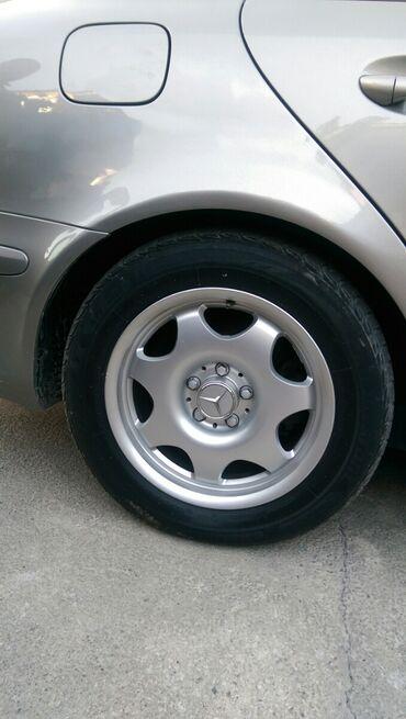 диски на w211 в Кыргызстан: Продаю или меняю супер легкие и прочные кованные диски от W211 мерса с