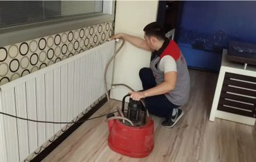 kimyevi temizleme avadanliqlari - Azərbaycan: Kombi radiyator sistem temizleme