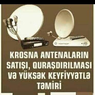 Krosna usta  KANALLARİN YİGİLMASİ NET SİGNALİN BERPASİ TAM ZEMANETLE