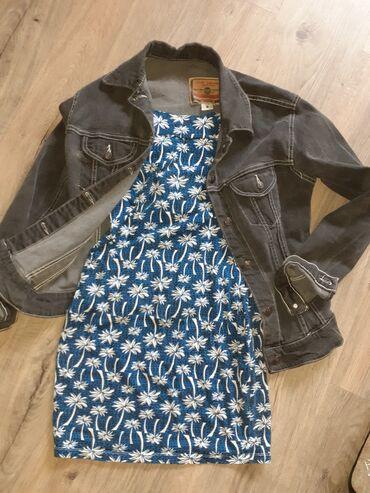 Haljine | Svilajnac: Atmosphere Haljinica  Puna elastina  Teksas jaknica