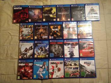 Sony PS4 Originalne igre na diskovima- Mafia Triology - 3500 dinara-