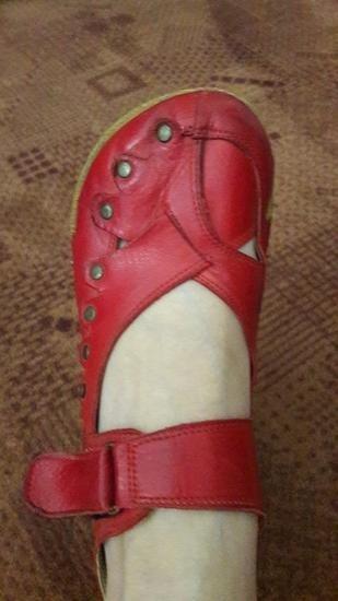 Crvene cipele 40 - Nis