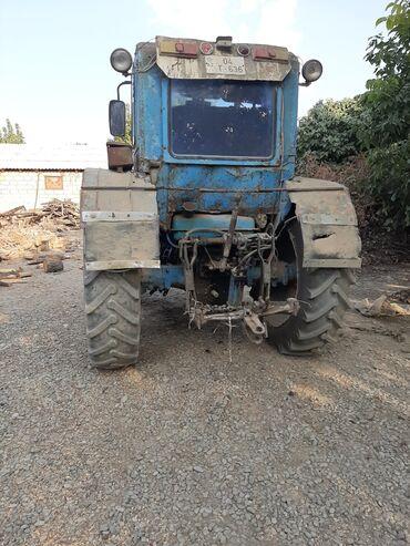 Traktor t 28 normal veziyetdedi