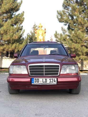 Mercedes-Benz W124 2.8 л. 1995 | 280000 км