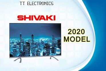 smart tv - Azərbaycan: Teze 2020 buraxilis tarixli - shivaki, artel, hissense, hoffmann