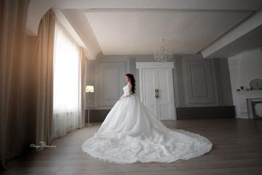 Роскошные свадебные платья для самых в Бишкек