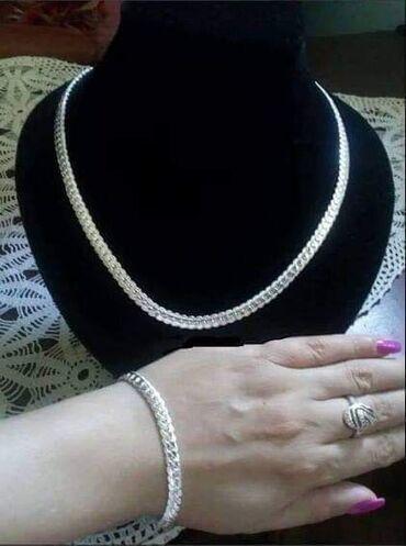 Nova haljina - Srbija: Komplet srebro 925