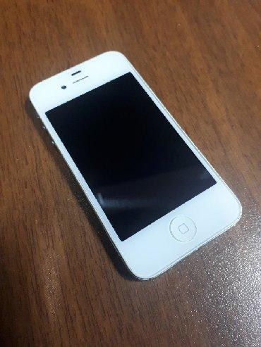 iphone 4s bu satın - Azərbaycan: İşlənmiş iPhone 4S 16 GB Ağ
