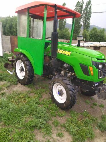 Транспорт - Тамчы: Продаются мини трактор состояние как новый комплект копатель