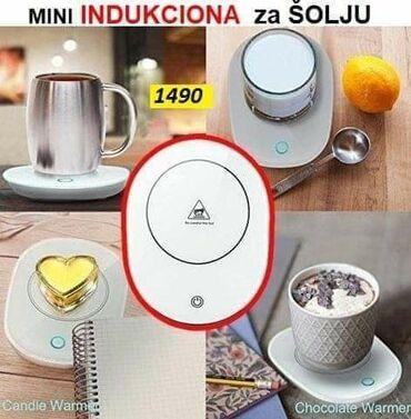 Kuća i bašta - Vladicin Han: Dostupno Portabl grejač za šoljuCENA 1300 Inovativni gadget koji vam