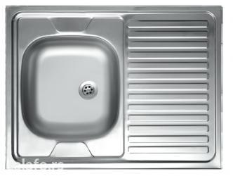 Sudopera sa ocedjivačem nasadna dimenzija: 800x600mm - Valjevo