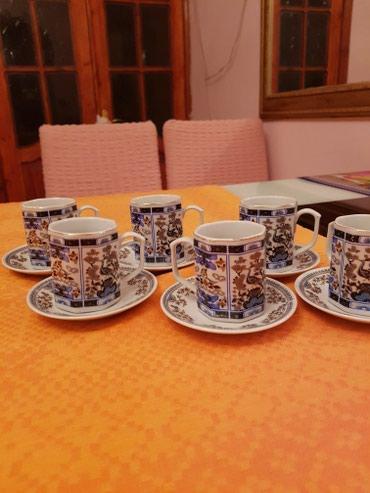Bakı şəhərində Маленькие кофе чашки 6шт gedimi не использовались