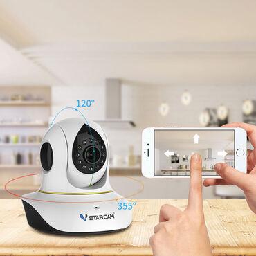 IP камера VSTARCAM C38S - усовершенствованное цифровое устройство для