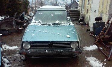 Volkswagen Golf 1986 - Valjevo