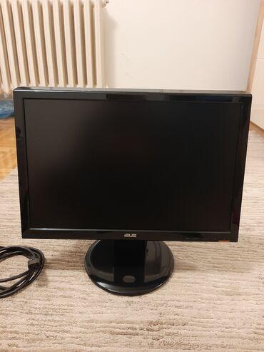 Asus p526 - Srbija: Asus lcd monitor bez ikakvih problema sa kablovima u veoma dobrom