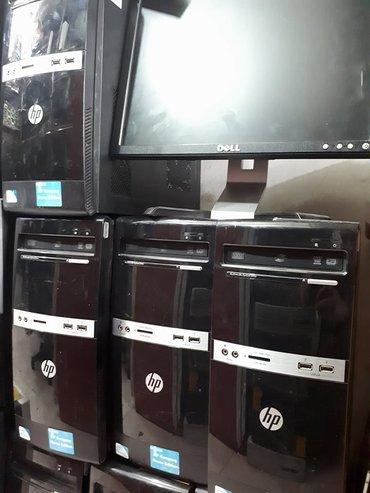 Bakı şəhərində Ddr3 zborka dell17 ekran 4 eded var ram-4 hdd-160 q core2 duo2. 6 ghz