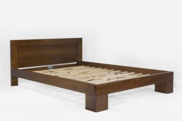 Krevet izradjen od parene bukve izdrzljiv i visokog kvaliteta. - Beograd