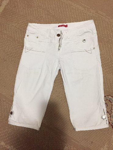 Ostalo | Sombor: 3/4 pantalone, vel 30. Nosene, ocuvane