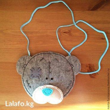 Изделия из фетра на заказ. возможно выполню ваши идеи. предлогайте))) в Кок-Ой - фото 4