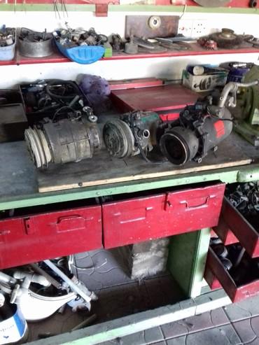Kondisioner kompressoru1-ci Pajero, 2-ci Amerika avtomobili 3-cü