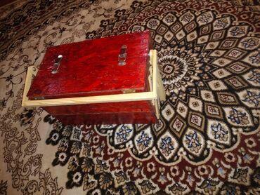 фрезер ручной в Кыргызстан: Ящик раскладной для инструмента очень вместимый красивый, ручная