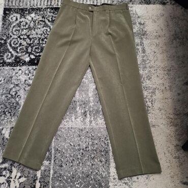 Muska jakna 48 - Srbija: Muske pantalone Jednom obucene Velicina 48
