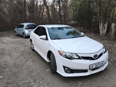 тойота эстима люсида в Кыргызстан: Toyota Camry 2014