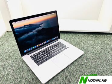 купить приус в бишкеке в Кыргызстан: MacBook Pro-модель-A1398-процессор-core i7/2.20GHz-оперативная