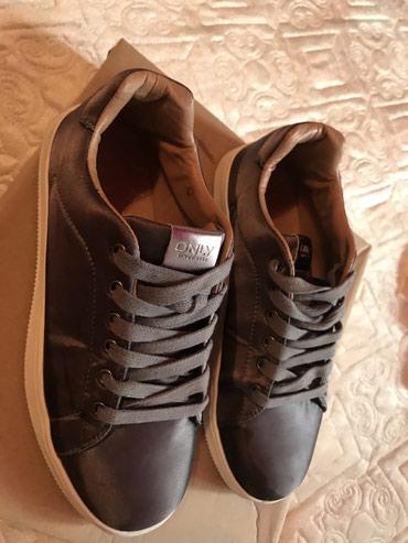 Продаю новую  обувь фирмы ONLY(38) кожа)мне размер не подошел в Бишкек