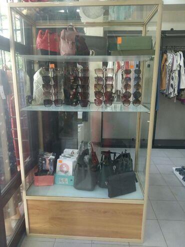 станок-для-макаронных-изделий в Кыргызстан: Очень срочно,продаю стеклянный шкафчик! Качество очень хорошее,прочное