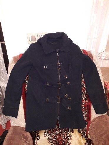 qadınlar üçün uzun palto - Azərbaycan: Qadin üçün palto geyinilib yaxşidi 42.44 razmere gedər