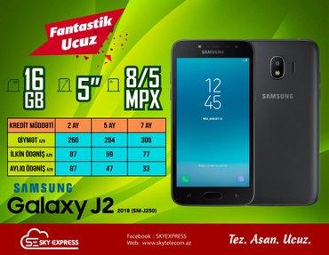 Bakı şəhərində Samsung (SM-J250) 2018