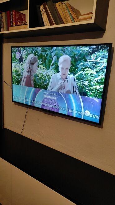 ТВ и видео - Кыргызстан: Продаются плазма 48 дюймовый wifi есть you tube есть