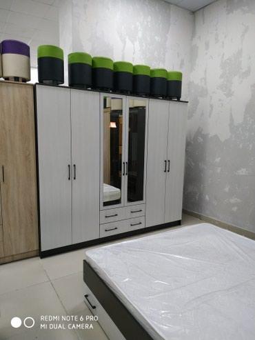 6-ти дверные шкаф 18тыс в Бишкек