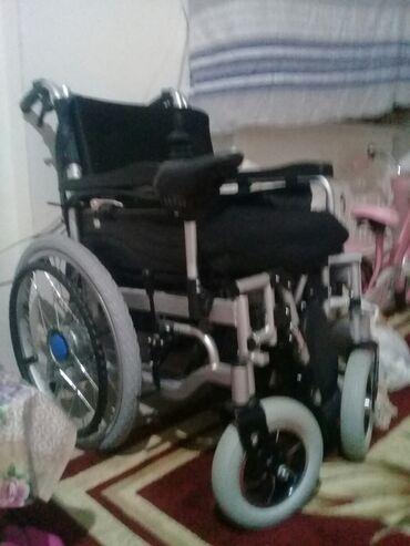 Бинты, повязки - Кыргызстан: Продается инвалидной электрических коляске