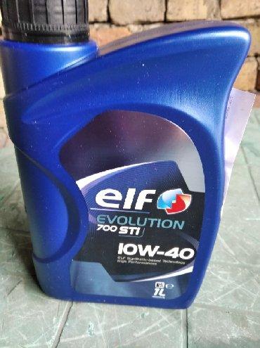 Auto oprema - Beograd: Elf ulje 10w-40 u pakovanju od 1l,Novo,Akcija