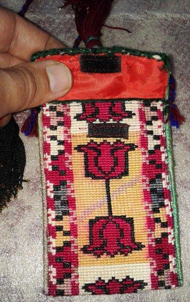 Чехлы для телефонов в национальном стиле. полностью ручная вышивка. в Душанбе - фото 3
