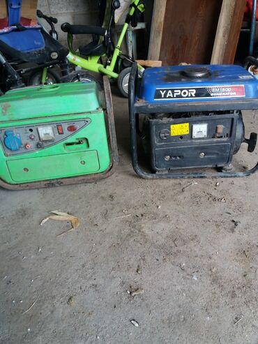 Дом и сад - Ак-Джол: Гинратор продаю 1,5 киловат оба за 5000