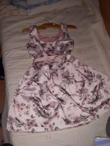 Elegantna haljina od satena - Lebane