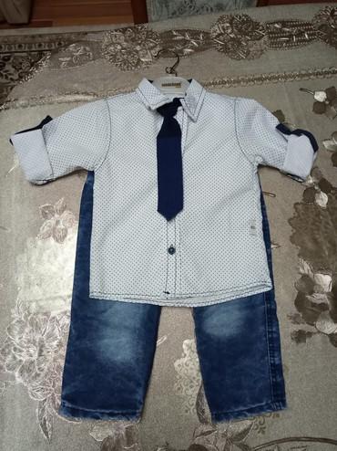 детские-костюмчики в Кыргызстан: Детская костюмчик на 2-3 года, хорошем состояние, покупали в Турции
