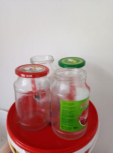 Продаю новые пластиковые ведра с крышкой10 ёмкостью 10 л и банки 1 лит