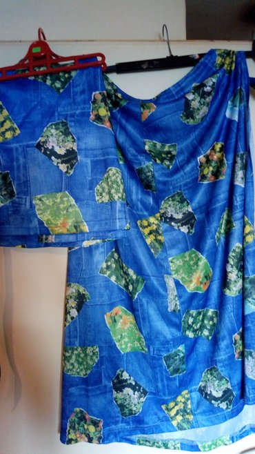 Nov trodelni komplet..bluza,mini i duga suknja..obe na preklop..suknje - Kraljevo