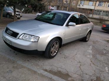 Bakı şəhərində Audi a6 kredetle ilkin odenis 4500 azen 6 ay 500 azen